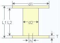 胶合板优德88官方 木制绕优德88官方 卷线轴
